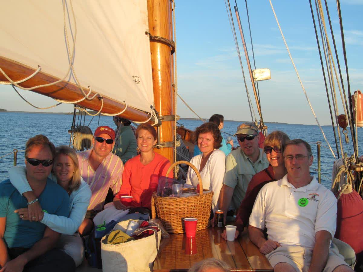 Sailing Charters in Camden, Maine