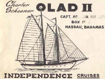 History of the Schooner Olad